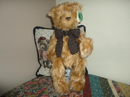 Bearington Bear BABY TIMOTHY Handcrafted All Tags Nr 1262S