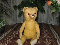 Antique Hermann Germany Bear 900/30 1927 Pre War Rare