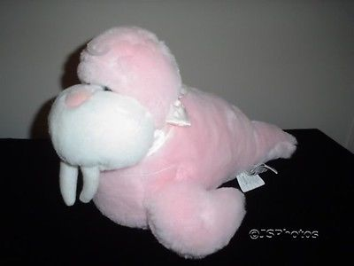 Ganz Walrus Vintage 1988 Heritage Collection 12 inch Plush
