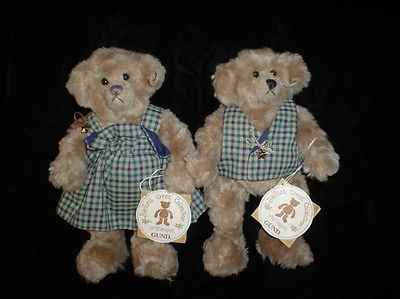 Gund Bartons Creek Annie & Andy Bear Karen Mayer Ltd Ed