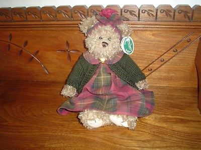 Bearington Bears Martha Handcrafted Jointed Limited Ed