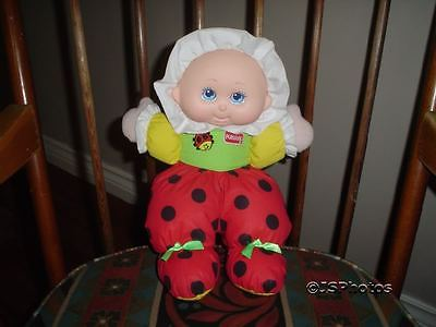 Playskool Hasbro 1997 My Little Ladybug Doll 12 inch New Condition