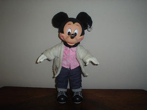 Applause Walt Disney Vintage Sock Hop Mickey Mouse Doll