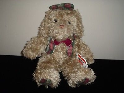 Ganz Dog Plush Toy Cody H1812 All Tags 13 Inch 1996