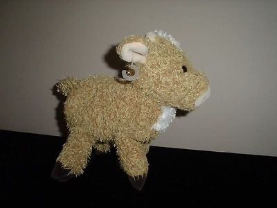 Gund Mooshoo Cow 8 In. Plush 30013 Handmade 2001