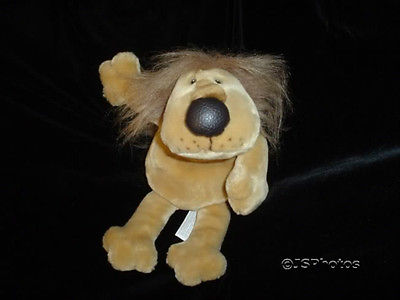 Carlton Cards Lion 13 inch Poseable AGC Collectible