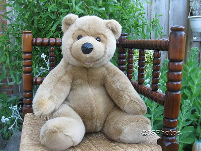 Woodland Bear Co. UK  Brown Teddy Bear