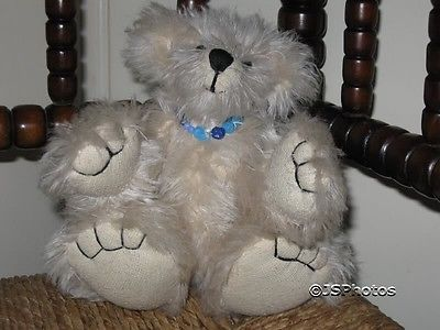 German Mohair Bear One of a Kind Artist Designed