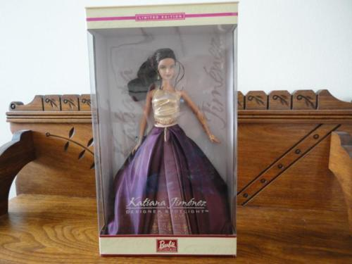 Barbie Collectibles 2002 Designer Spotlight Katiana Jimenez Doll Mint in Box