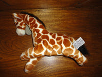 Russ Yomiko Classics Giraffe Stuffed Toy Airbrushed Retired Nr 34410