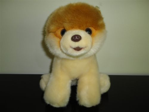 Gund BOO Worlds Cutest Dog 10 inch Stuffed Plush 4029715 Pomeranian