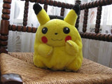 Pokemon Pikachu Plush Game Freak Nintendo Gameboy DS Carry Case 2000