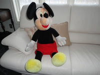 Vintage Disneyland California MICKEY MOUSE Large 29