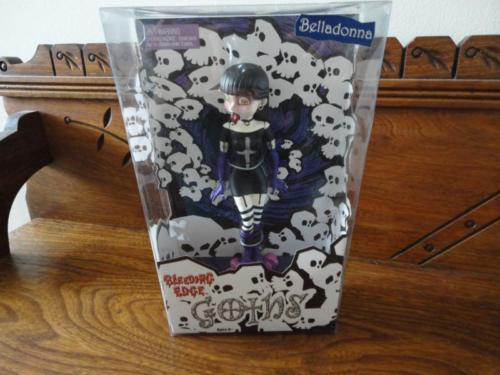 Bleeding Edge Goths Belladonna Doll Mint in Box 1st Ed 2003