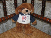 MLBP 2008 Yankees Mascot Dog Plush Good Stuff Genuine Merchandise