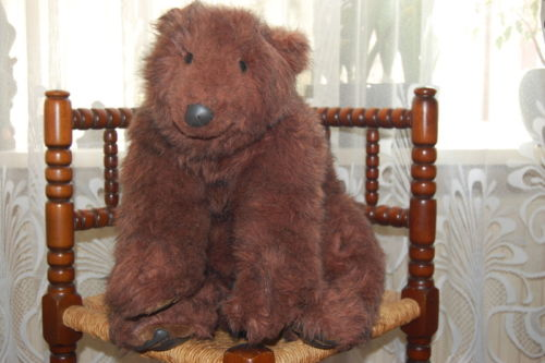 UK Big Brown Grizzly Teddy Bear 57 CM Salco Harlow CM20 2HH