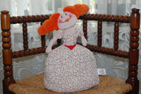 Difrax Holland Soft Princess Doll 33cm SO CUTE