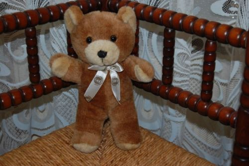 Innotextiles Good Bears of The World Brown Teddy Bear 2010