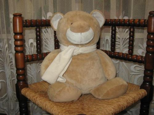 Baby Superstores Netherlands Soft Teddy Bear