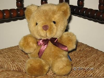 Somerset Quality Soft Toys UK  Handcrafted Brown Bear