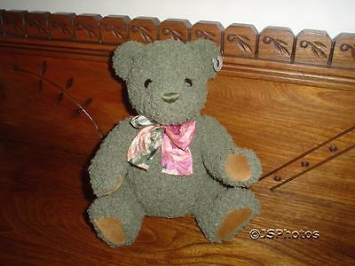 Gund 1997 Jade Handmade Fully Jointed Bear RETIRED