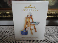 Hallmark Christmas Keepsake Ornament Home Improvement Pro 2006 New QXG2303