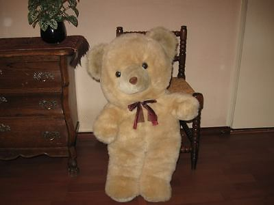 Paul Hamburg Germany 80 CM Jumbo 31.5 Inch Teddy Bear