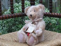 Hermann Nostalgic Teddy Antique Rose Mohair 1992