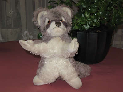 Steiff Dralon 20 CM  Cosy Raggy Raccoon 4820/20 No IDs