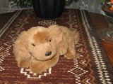 Dutch Laying Cocker Spaniel Plush Dog