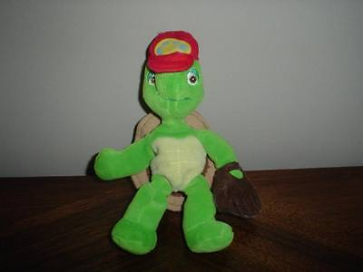 Franklin Turtle Baseball Player