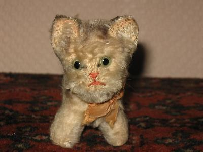 Steiff Old Antique Mohair Tapsy Cat 1308,00