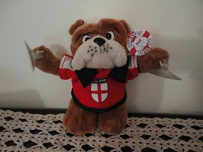 Posh Paws UK English British Bulldog WINSTON Plush Dog