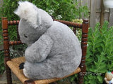 Dutch Koala Bear Cuddly Soft Plush 1980's