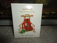 Hallmark Christmas Keepsake Ornament Merry Kitchen Magic 2006 New in Box