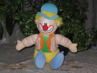 Dutch Holland Stuffed Clown Doll