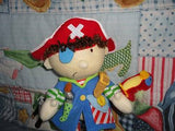 Manhattan Toy UK Bob the Builder Pirate Learning Doll