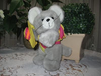 Dutch Etos 12 Inch Toos the Mouse Plush RARE