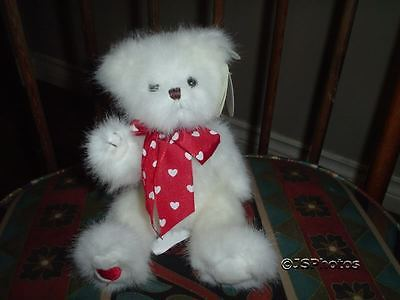 Bearington Valentines Day Heartbreaker Bear Ltd Edition # 1934