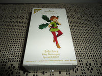 Hallmark Keepsake Ornament Holly Fairy Kristina Gaughran Artist 2011 NEW BOX SE