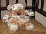 Dutch Holland Bear Shiny Plush