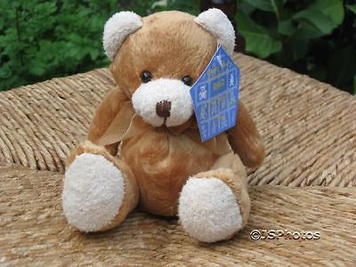 Salco UK Cuddle Ups Teddy Bear 5 inch
