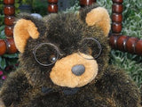 Dino Toys Netherlands Dutch Bear wearing Metal Glasses