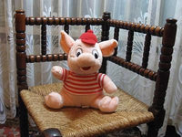 TTH Toys Netherlands Sitting Pig Plush 2005