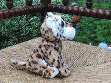 Hema Holland Soft Big Pop Eyes Leopard Cub