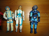 GI Joe Action Figures Mixed Lot 5 Hasbro 3.5 inch Assorted Characters Mixed L