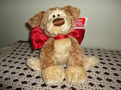 Gund SNOOKY Dog All Tags Retired