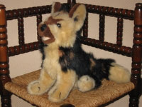 Gorgeous German Shepherd Plush Dog