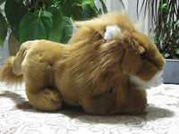 Dutch Holland 10 inch Soft Stuffed Laying Lion