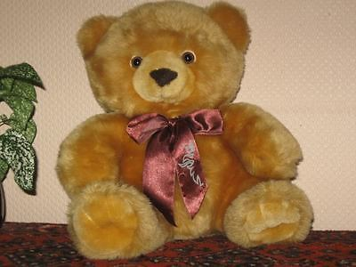 Dutch Holland Teddy Golden Colored 12 Inch Plush